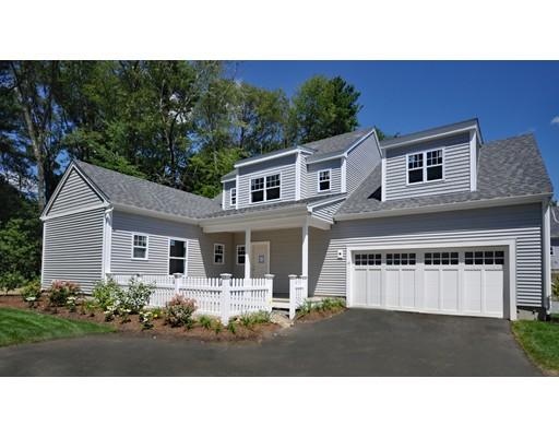 Single Family Home for Sale at 12 Lantern Way Ashland, Massachusetts 01721 United States