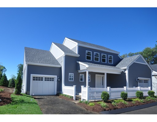 Single Family Home for Sale at 14 Lantern Way 14 Lantern Way Ashland, Massachusetts 01721 United States