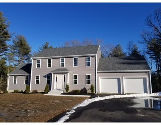 Maison unifamiliale pour l Vente à 6 Linbia's Path (aka Lot 3) 6 Linbia's Path (aka Lot 3) Carver, Massachusetts 02330 États-Unis