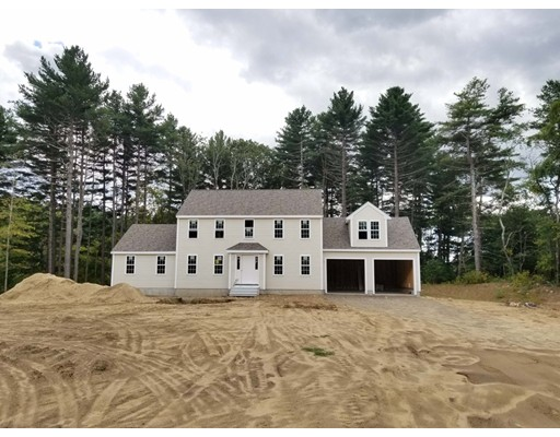 Single Family Home for Sale at 5 Linbi's Path 5 Linbi's Path Carver, Massachusetts 02330 United States