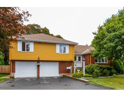Частный односемейный дом для того Продажа на 162 Sanderson Avenue Dedham, Массачусетс 02026 Соединенные Штаты