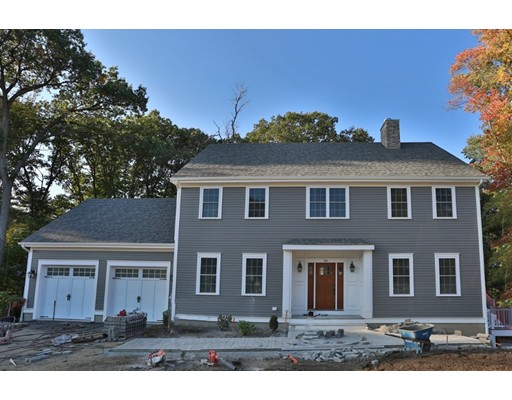 Single Family Home for Sale at 3 Randall Road 3 Randall Road Reading, Massachusetts 01867 United States