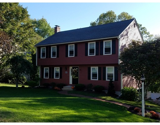 Single Family Home for Sale at 71 JONES ROAD 71 JONES ROAD Hopedale, Massachusetts 01747 United States