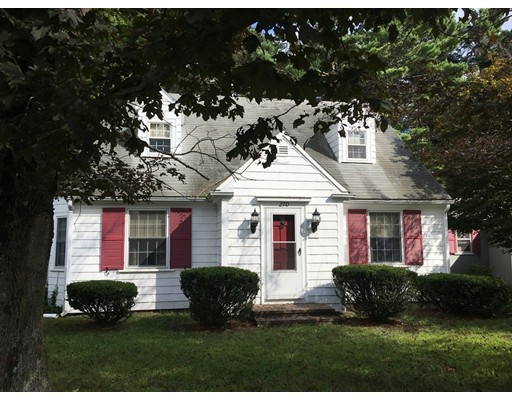 Single Family Home for Sale at 270 Tremont Street Carver, Massachusetts 02330 United States