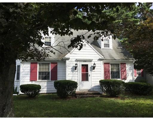 Casa Unifamiliar por un Venta en 270 Tremont Street Carver, Massachusetts 02330 Estados Unidos