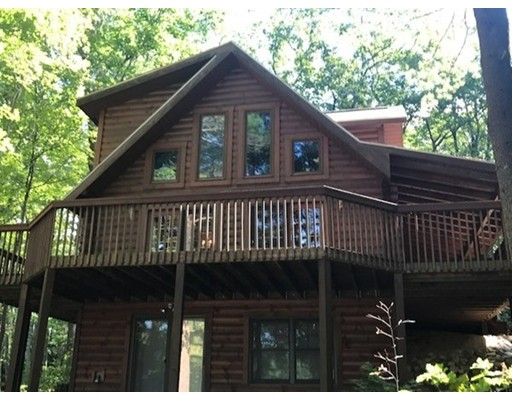 Single Family Home for Sale at 186 Monomonac Rd E Winchendon, Massachusetts 01475 United States