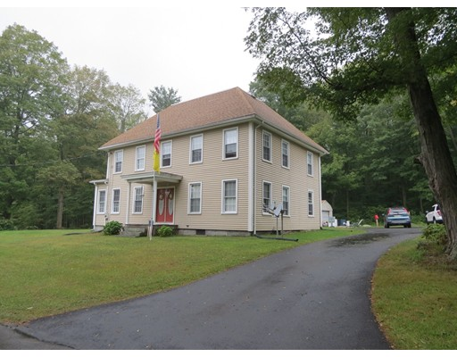 Casa Unifamiliar por un Venta en 130 Knox Trail Road 130 Knox Trail Road Warren, Massachusetts 01083 Estados Unidos