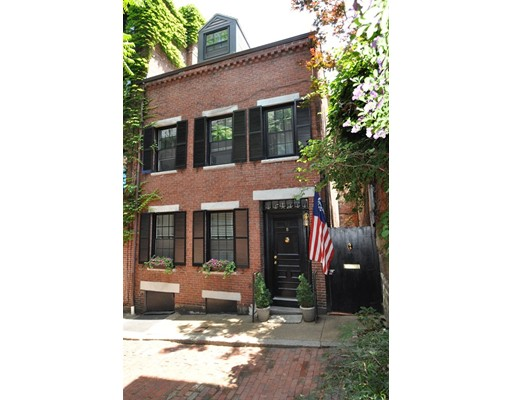 Vivienda unifamiliar por un Venta en 5 Strong Place 5 Strong Place Boston, Massachusetts 02114 Estados Unidos