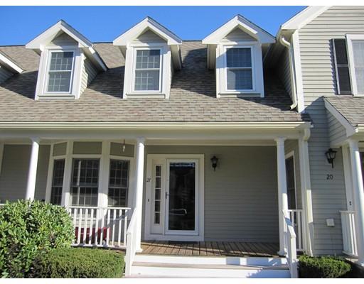 Condominium for Rent at 21 Bellwood Cir #21 Bellingham, Massachusetts 02019 United States