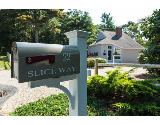 Single Family Home for Sale at 22 slice way Mashpee, 02649 United States