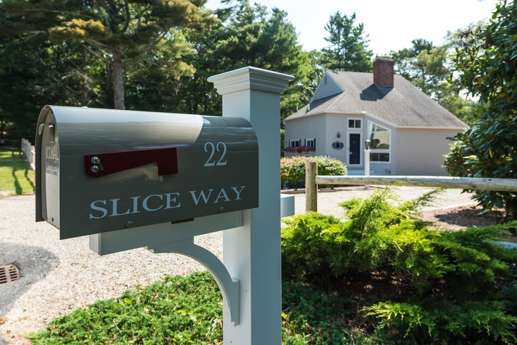 22 slice way, Mashpee, Massachusetts