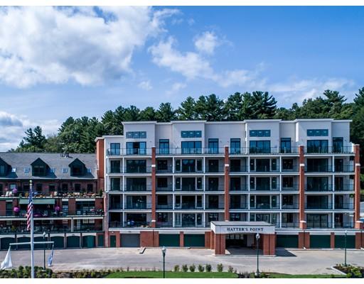 Appartement en copropriété pour l Vente à 60 Merrimac St #303 60 Merrimac St #303 Amesbury, Massachusetts 01913 États-Unis