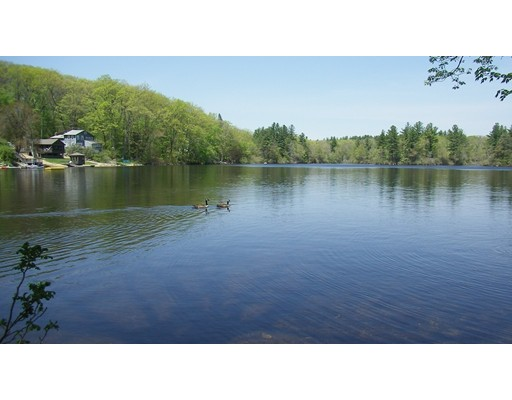 Single Family Home for Sale at 36 Lake Sargent Drive Leicester, Massachusetts 01524 United States
