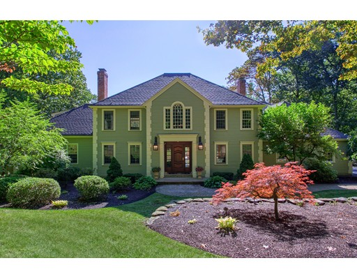 Casa Unifamiliar por un Venta en 138 West Berlin Road Bolton, Massachusetts 01740 Estados Unidos