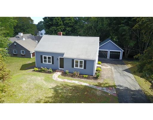 独户住宅 为 销售 在 89 School Street Middleboro, 02346 美国