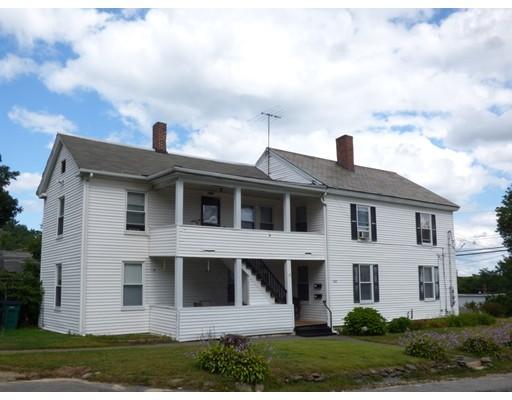 متعددة للعائلات الرئيسية للـ Sale في 483 Rollstone Street 483 Rollstone Street Fitchburg, Massachusetts 01420 United States