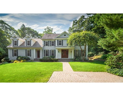 Single Family Home for Sale at 9 Skating Pond Road Weston, Massachusetts 02493 United States