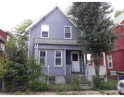 Casa Unifamiliar por un Venta en 13 Fremont Avenue 13 Fremont Avenue Somerville, Massachusetts 02143 Estados Unidos