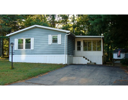 Single Family Home for Sale at 3 South Meadow Village Carver, Massachusetts 02330 United States