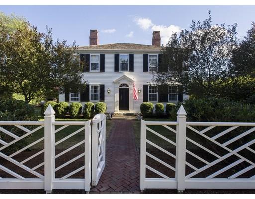Maison unifamiliale pour l Vente à 1174 Stony Brook Road 1174 Stony Brook Road Brewster, Massachusetts 02631 États-Unis