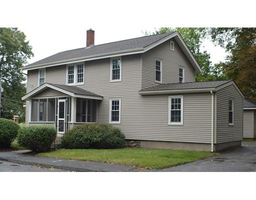 Частный односемейный дом для того Аренда на 2 Lamson Avenue Hudson, Массачусетс 01749 Соединенные Штаты