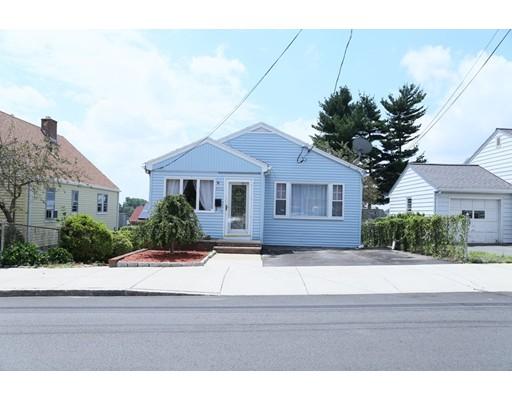 多户住宅 为 销售 在 460 Mountain Avenue 460 Mountain Avenue Revere, 马萨诸塞州 02151 美国