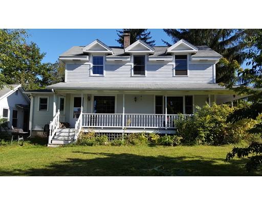 独户住宅 为 销售 在 144 North Street Ware, 01082 美国