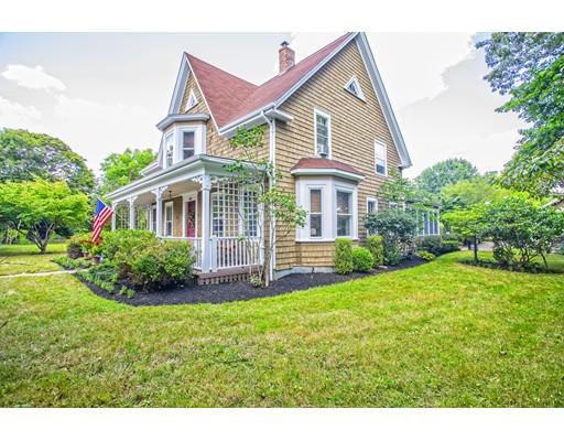 Single Family Home for Sale at 1186 Main Street Acushnet, Massachusetts 02743 United States