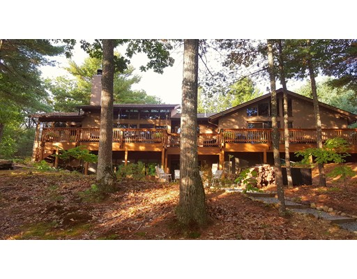 Single Family Home for Sale at 2461 W State Road 2461 W State Road Ashby, Massachusetts 01431 United States