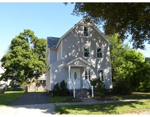独户住宅 为 销售 在 32 Hampden Street 32 Hampden Street West Springfield, 马萨诸塞州 01089 美国