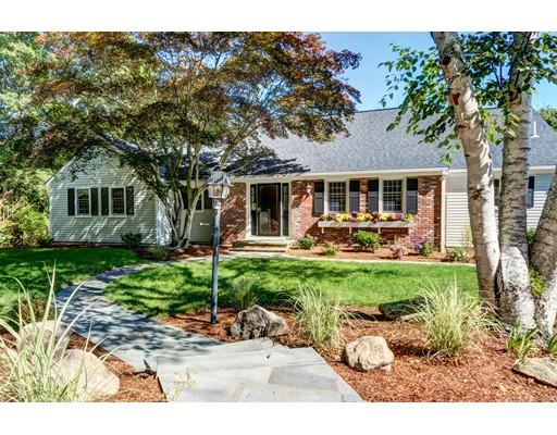 Casa Unifamiliar por un Venta en 82 Wingfoot 82 Wingfoot Barnstable, Massachusetts 02630 Estados Unidos