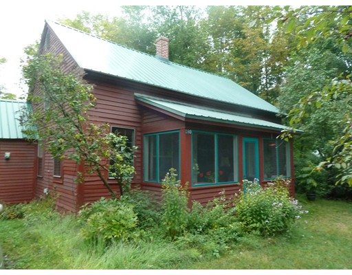 Single Family Home for Sale at 180 Bald Mountain Road Bernardston, Massachusetts 01337 United States