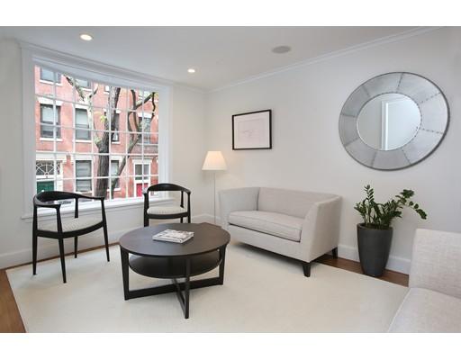 단독 가정 주택 용 매매 에 26 Garden Street 26 Garden Street Boston, 매사추세츠 02114 미국