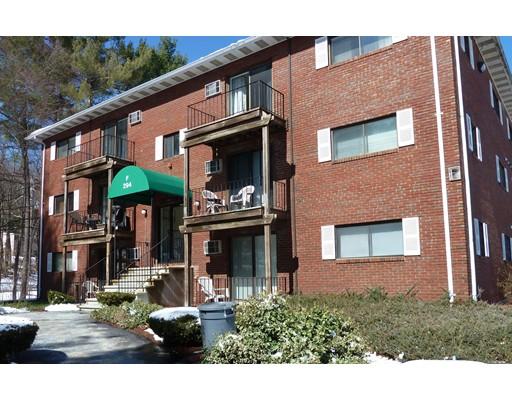 Appartement en copropriété pour l à louer à 294 Codman Hill Road #25F 294 Codman Hill Road #25F Boxborough, Massachusetts 01719 États-Unis