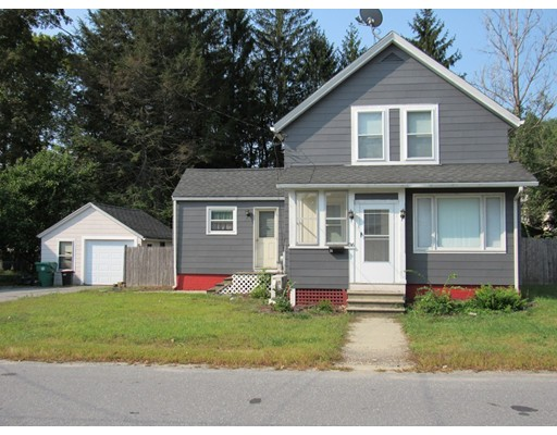Single Family Home for Sale at 36 Branch Street Clinton, Massachusetts 01510 United States