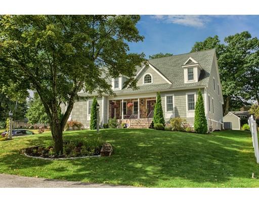 独户住宅 为 销售 在 55 Dancause Road Lowell, 马萨诸塞州 01852 美国