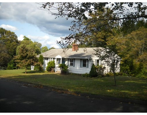 Single Family Home for Sale at 123 South Road Hampden, Massachusetts 01036 United States
