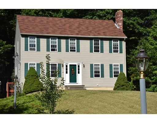 Single Family Home for Sale at 2 Burns Lane Charlton, Massachusetts 01507 United States