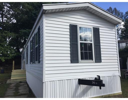 Maison unifamiliale pour l Vente à 151 Hartford Turnpike #44 151 Hartford Turnpike #44 Shrewsbury, Massachusetts 01545 États-Unis