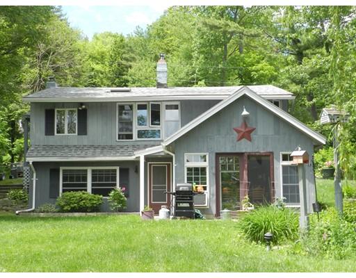 واحد منزل الأسرة للـ Sale في 132 Kimball Road Rindge, New Hampshire 03461 United States