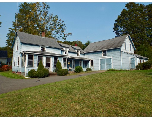 Single Family Home for Sale at 175 Millers Falls Road 175 Millers Falls Road Northfield, Massachusetts 01360 United States