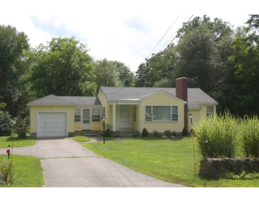 Single Family Home for Rent at 369 Central Street Holliston, Massachusetts 01746 United States