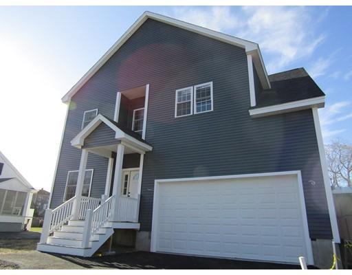 Maison unifamiliale pour l Vente à 100 Ratcliffe Street 100 Ratcliffe Street Fall River, Massachusetts 02723 États-Unis