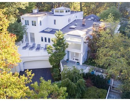 Single Family Home for Sale at 101 Bogle Street Weston, Massachusetts 02493 United States