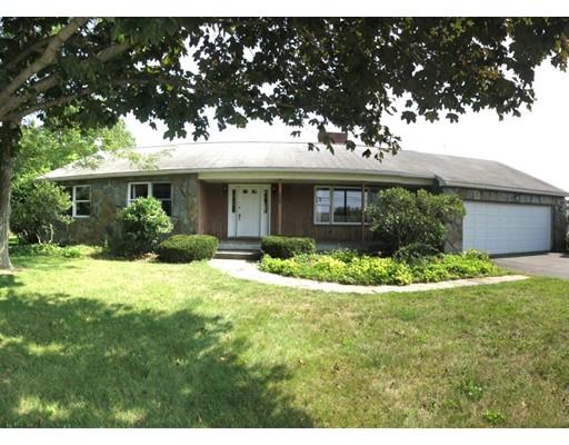 独户住宅 为 销售 在 266 Hadley Road Sunderland, 马萨诸塞州 01375 美国