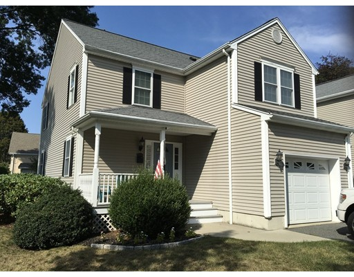 Single Family Home for Rent at 10 Horace Street Mansfield, Massachusetts 02048 United States