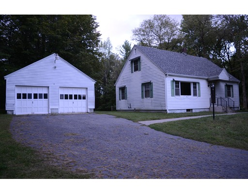 Single Family Home for Sale at 164 Prospect Street Hardwick, Massachusetts 01037 United States