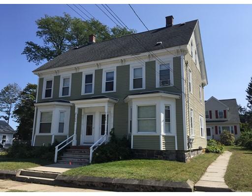 Casa unifamiliar adosada (Townhouse) por un Alquiler en 36 2nd Street #36 36 2nd Street #36 North Andover, Massachusetts 01845 Estados Unidos