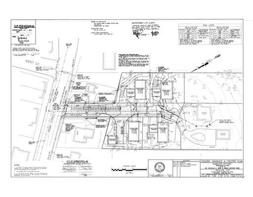 Земля для того Продажа на 4 Hamilton Way 4 Hamilton Way Newburyport, Массачусетс 01950 Соединенные Штаты