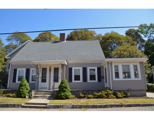 Single Family Home for Rent at 22 School Street Weymouth, Massachusetts 02189 United States
